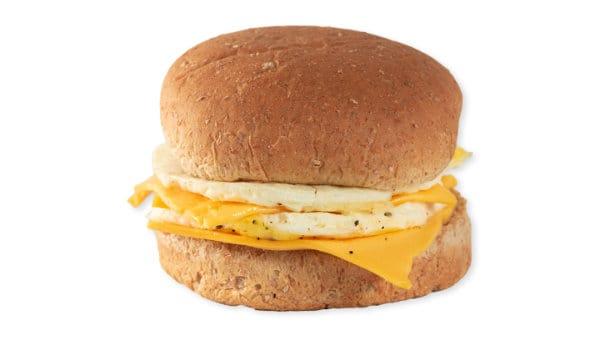 Double Egg & Cheese Sandwich