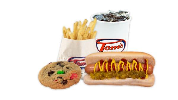 Kids Hot Dog