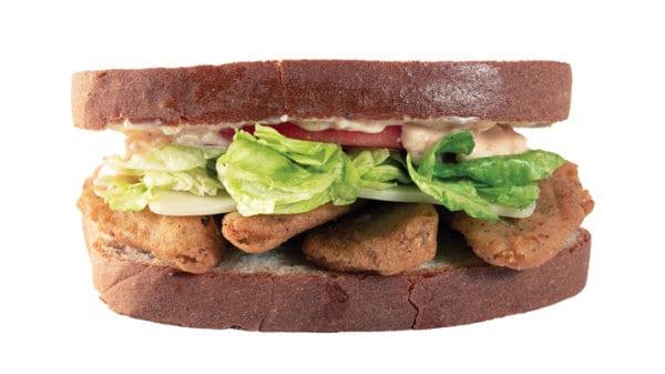 Perchwich Deluxe Sandwich