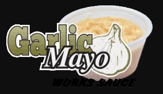 toms garlic mayo sauce