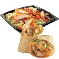 Salads and Wraps